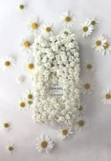 chanel Nr.5 and baby's breath