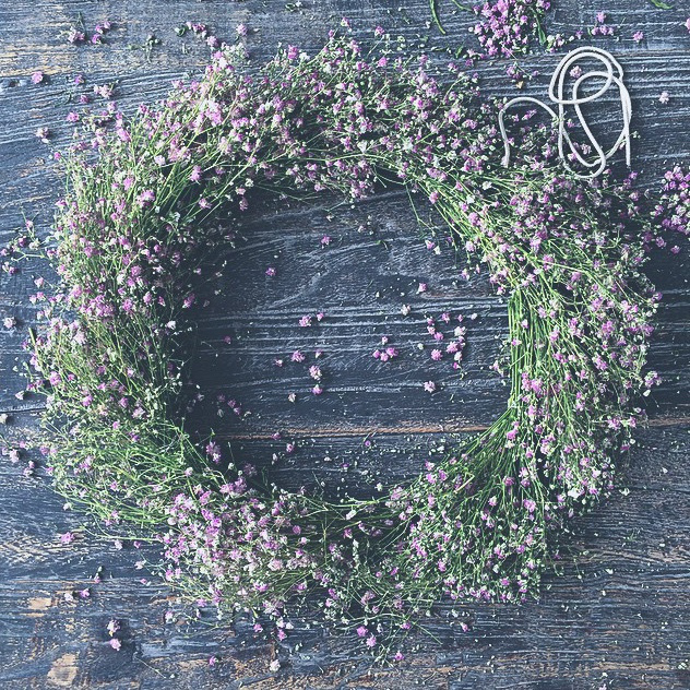 Winning image wreath of the month via Anastasia Benko