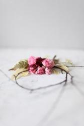 rose wreath
