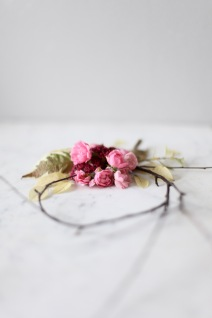 rose wreath