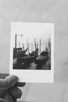 moody postcards from Venice, Italy
