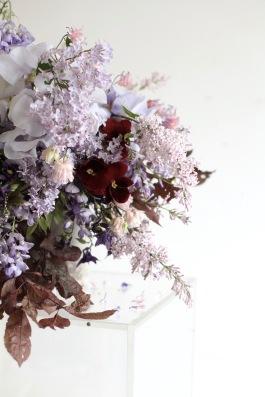 lilacs via anastasiabenko.com