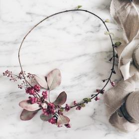 wreath via anastasiabenko.com