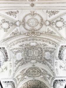 church ceiling church ceiling, South Germany