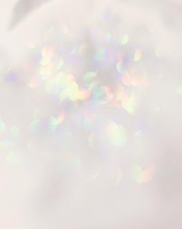 cosmic glitter - HOLOGRAPHIC IRIDESCENCE