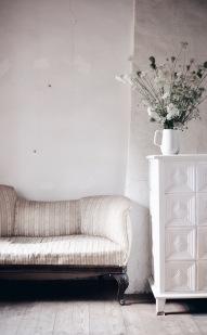 antique interiors in Italy
