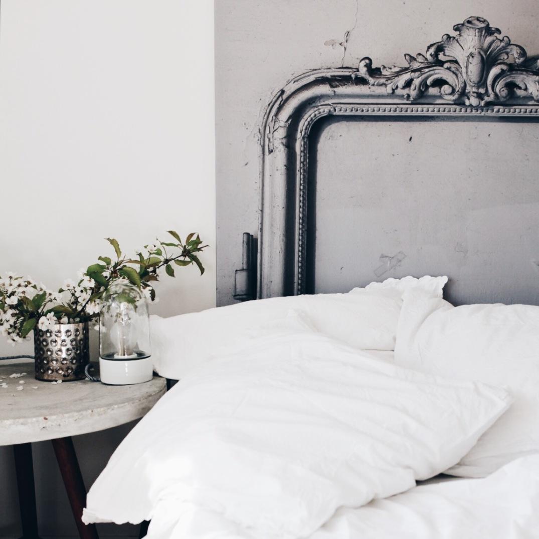 Bedroom Anastasia Benko - from 'Wohnideen aus dem wahren Leben'