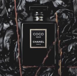 #itsamoodywednesday black Chanel via anastasiabenko.com