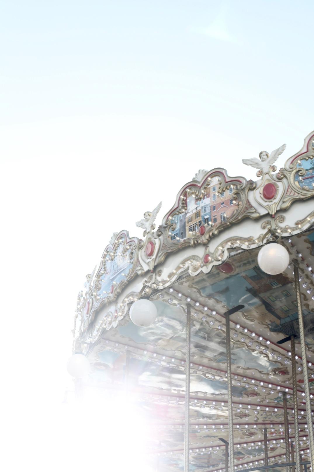 Paris merry-go-round via anastasiabenko.com