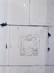 old tiles in Amsterdam via anastasiabenko.com