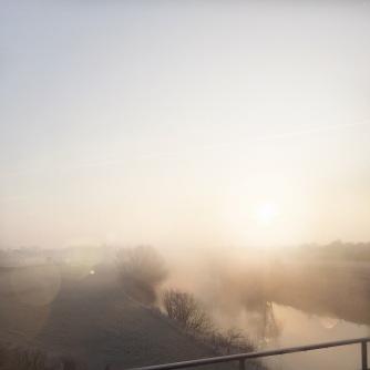 sun rising via anastasiabenko.com