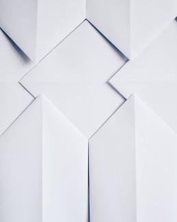 white paper tiles via anastasiabenko.com