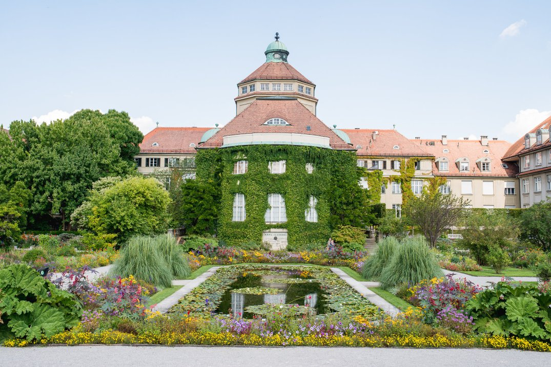 Botanic Garden Munich, image by Cristopher Santos