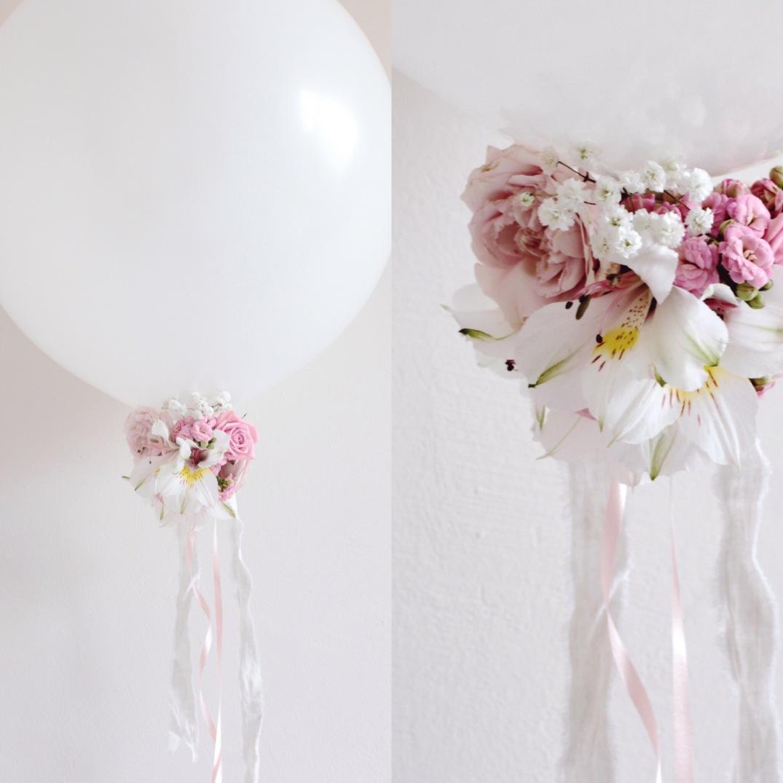 Balloon boutonnière DIY