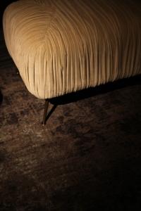 velvet drapery at Gianfranco Ferre