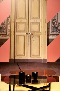 Colorful details at Kartell