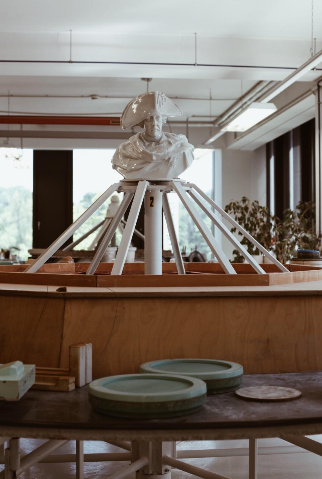 A visit to KPM - Berlin, Germany - Königliche Porzellan-Manufaktur