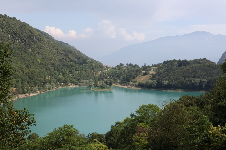 Lago die Tenno, Italy