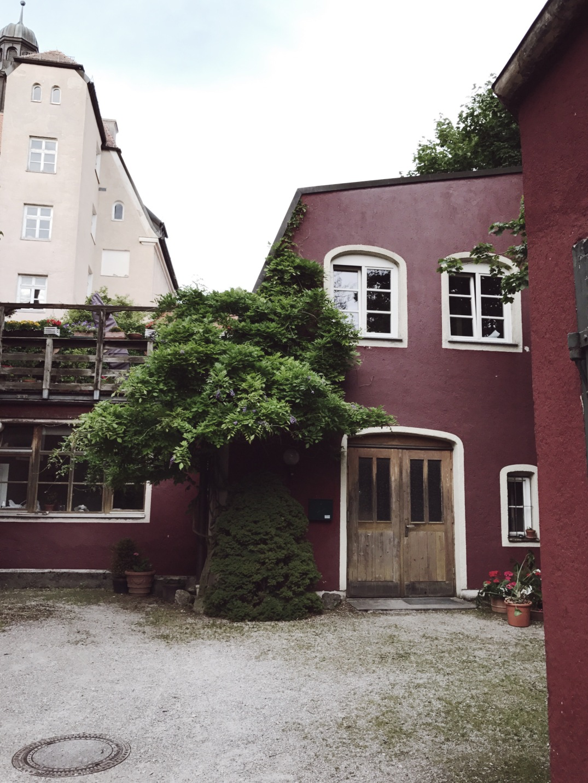HQ of SoLebIch in Munich, Germany