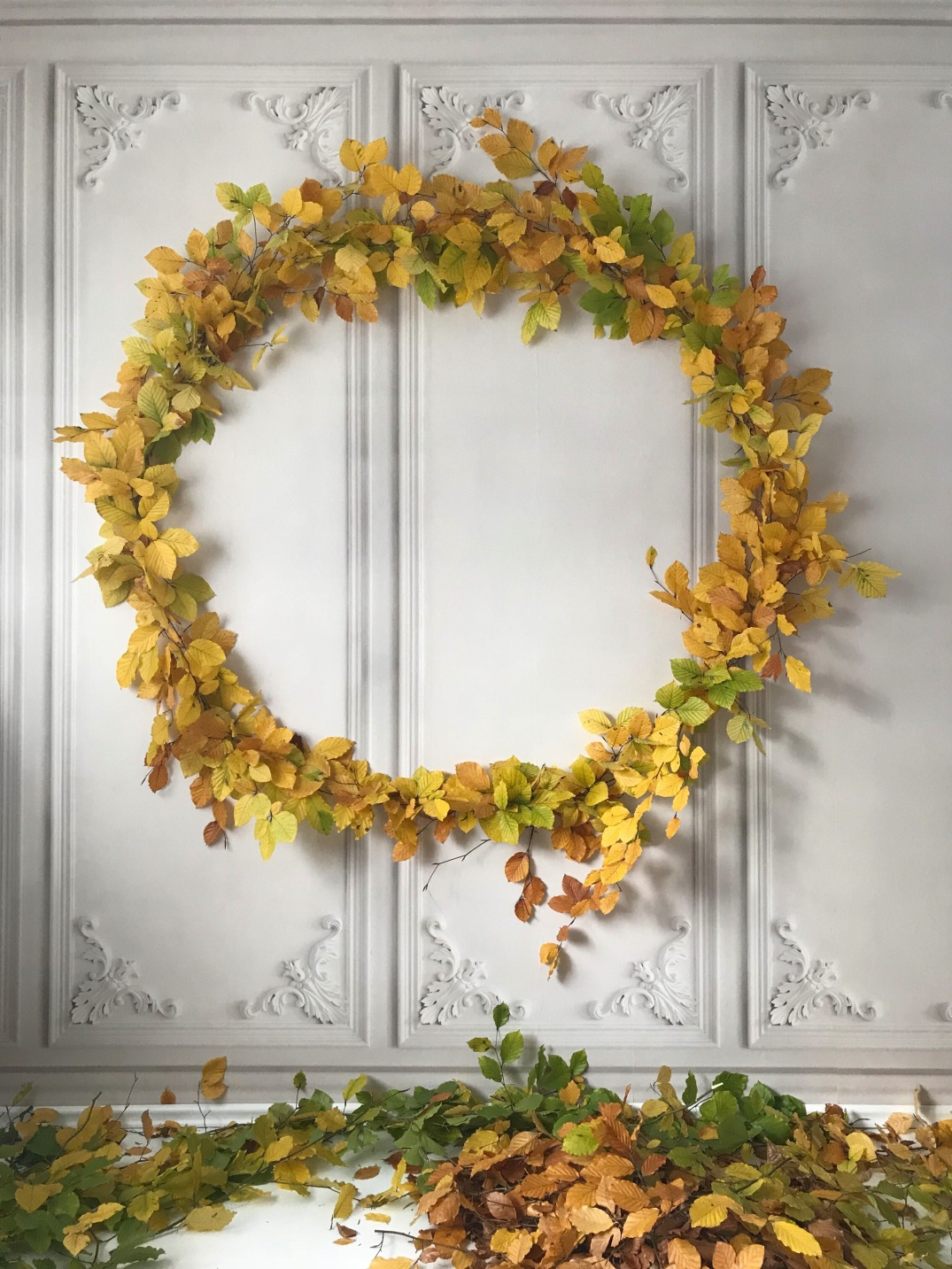 XL Autumnal Wreath