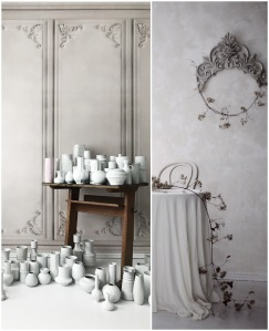 Studio of interior stylist Anastasia Benko